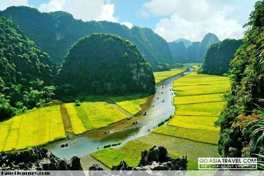 Hoa Lu Tam Coc 1 day tour - Vietnam discovery Travel