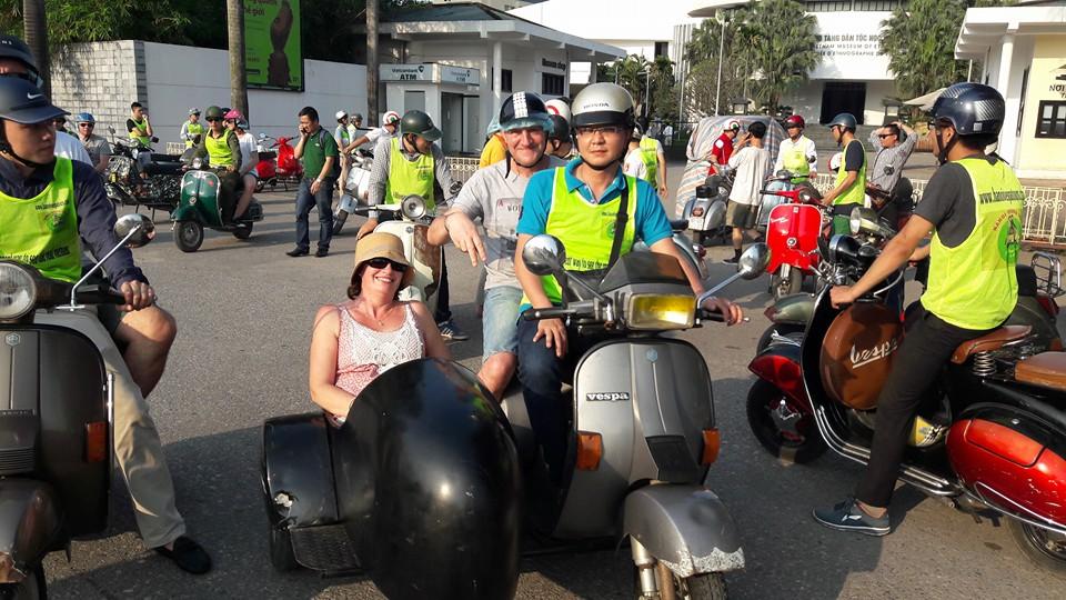 Viet Nam Vespa Tour - Vietnam discovery Travel