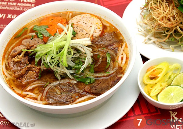 Bún bò Huế – A great balance of flavors - Vietnam discovery Travel