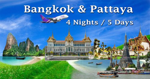 Bangkok-Pattaya-4-nights-5-Days