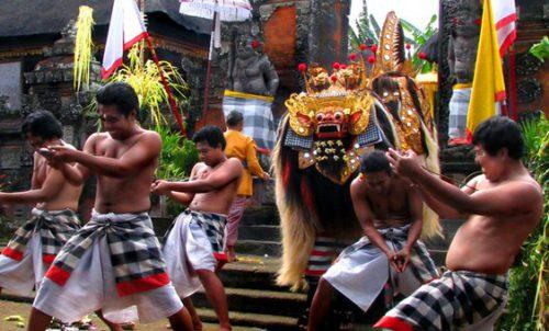 Barong Dances Shows 3