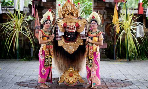 Barong Dances Shows 4