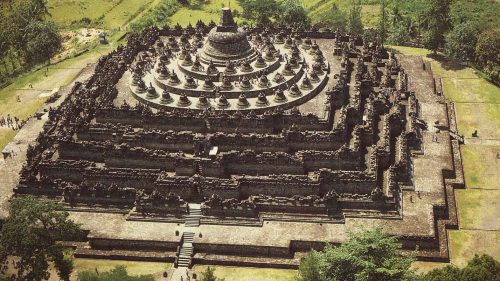 Borobudur Temple 1