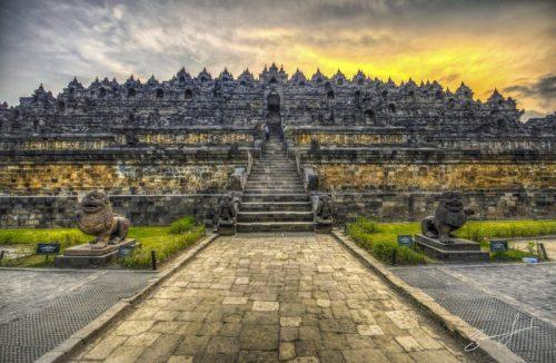 Borobudur Temple 3