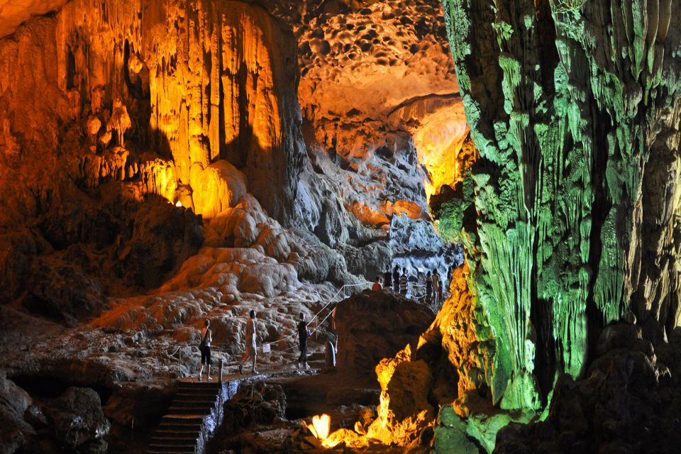 Caves in Halong Bay Vietnam - Vietnam discovery Travel