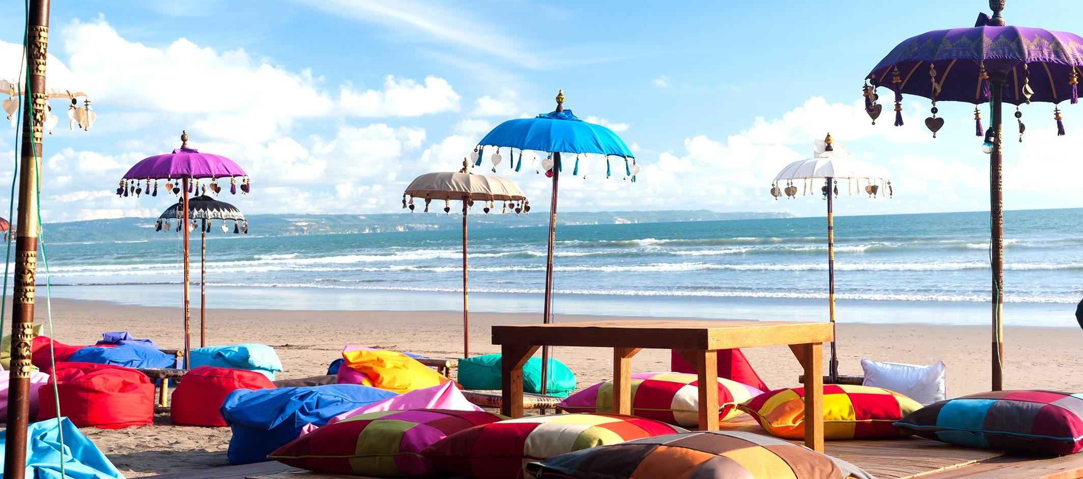 Bali beach kuta