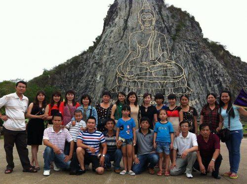Núi Phật Vàng (Khao Chee Chan 2)