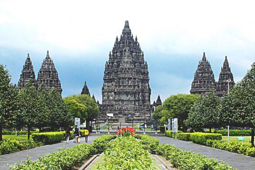 Prambanan Temple 4