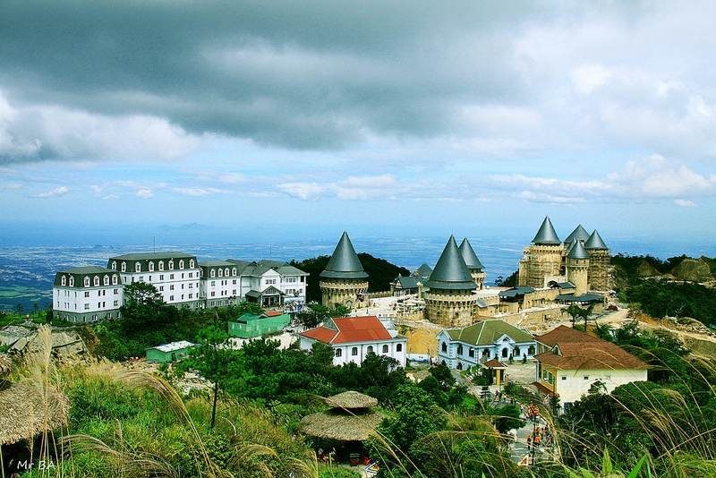 Ba Na Hills - famous place to visit in Da Nang city ...