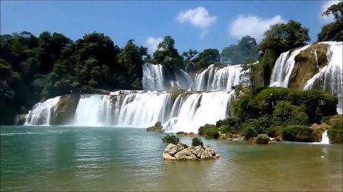 Ban Gioc Waterfall 2