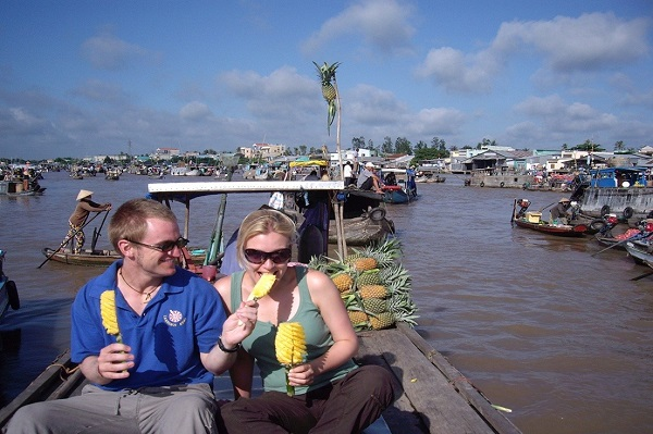 Can Tho Is The Center Of The Mekong Delta - Vietnam discovery Travel