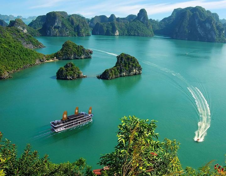 Halong 2 Days Cruises